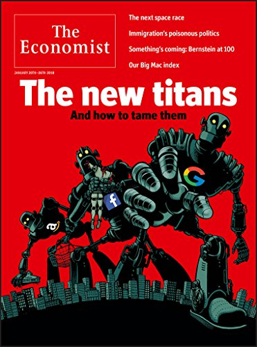 Magazines : The Economist - US Edition