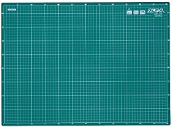 Olfa Cm-a2 | Self-healing 2-sided Cutting Mat Imperialmetric Grid | 600 X 430mm