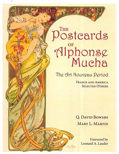 The Postcards of Alphonse (Alphonse Mucha Postcard)