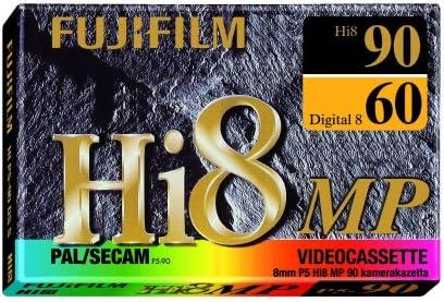 Fuji Mp 90 Min Hi8 Videokassette Kamera