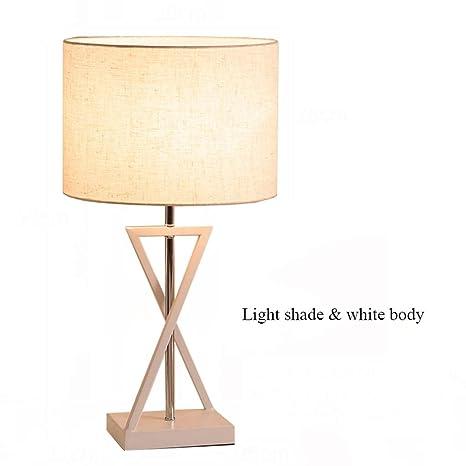 Lampara de mesa WHQ, lámpara de Noche Moderna, Estilo Creativo de ...