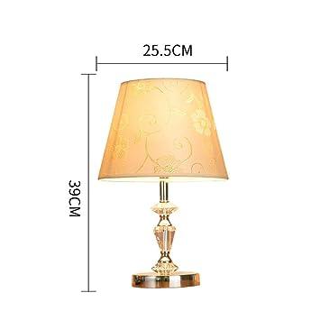 AXXLL Lámpara de Mesa Lámpara de Mesa Moda Lámpara de ...