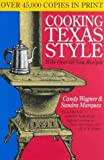 img - for Cooking Texas Style (Tenth Anniversary Edition) by Wagner Candy Marquez Sandra (1993-01-01) Hardcover book / textbook / text book