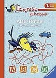 ABC-Rätsel zum Lesenlernen (1. Lesestufe) (Leserabe - Rätselspaß)