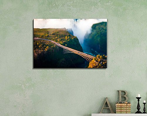 Bridge at Victoria Falls a Bungee Jumping Hot Spot