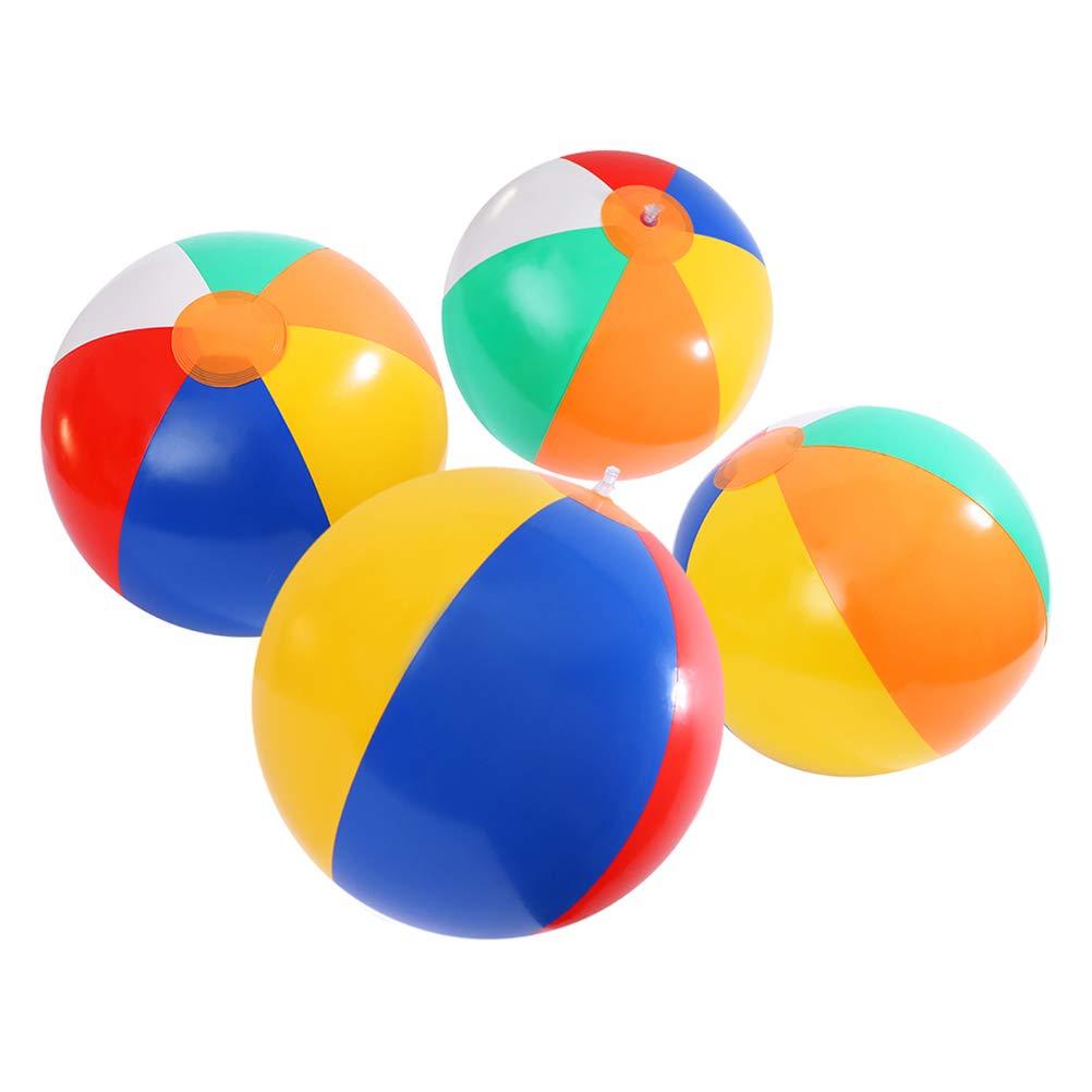 Toyvian Pelotas de Playa inflables Niños Jugando Pelotas Piscinas ...