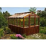 8'x12′ Cedar Greenhouse For Sale