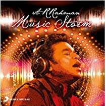 A R RAHMAN   MUSIC STORM available at Amazon for Rs.124
