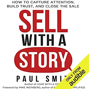 Sell with a Story Hörbuch