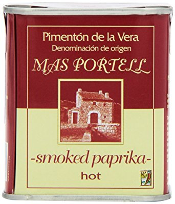 Mas Portell Hot Smoked Paprika by Mas Portell