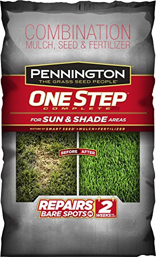Pennington 1 Step Complete Sun & Shade Mulch, 8.3-Pound by Pennington