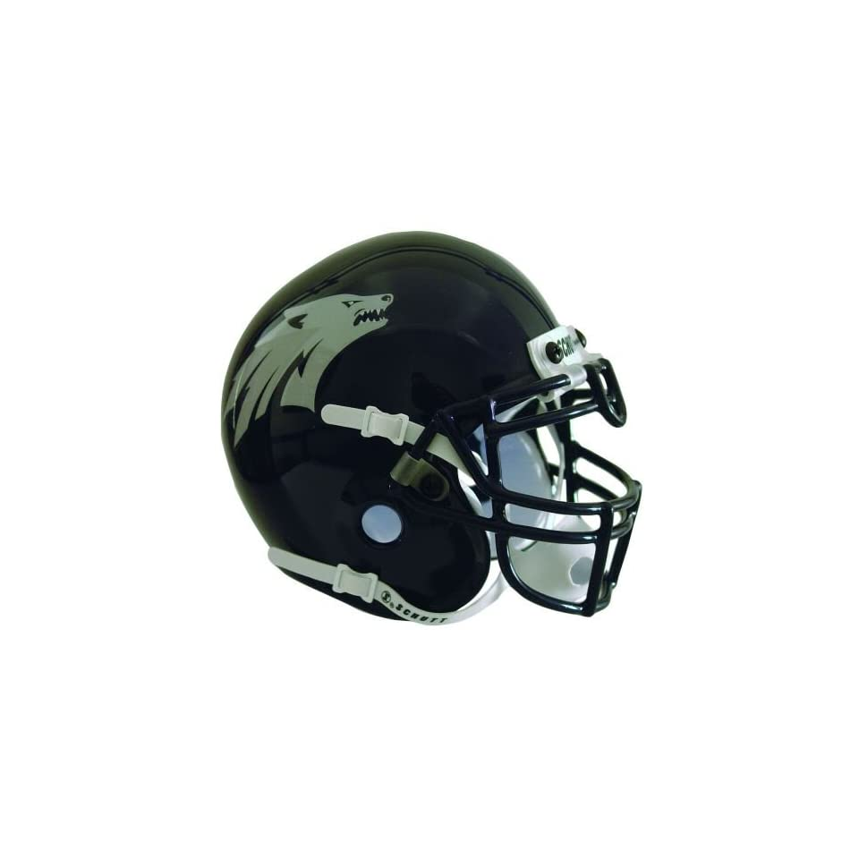 NEVADA WOLF PACK OFFICIAL FULL SIZE SCHUTT FOOTBALL HELMET