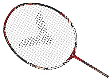 fc21a61fc61 Buy Victor Thruster K 8000 G5 Power Series Unstrung Badminton Racket (Red  Black) (3U) Online at Low Prices in India - Amazon.in