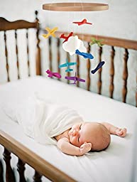 i love bub Baby Nursery Crib Mobile
