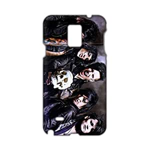 Evil-Store Personality women with skull 3D Phone Case for Samsung Galaxy Note4