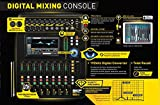 SKP Pro Audio D-Touch 20 Digital Mixing Console