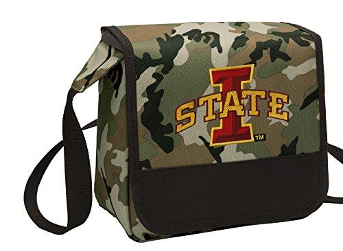 Iowa State Cyclones Lunch - Broad Bay Camo Iowa State Lunch Bag Shoulder ISU Cyclones Lunch Boxes