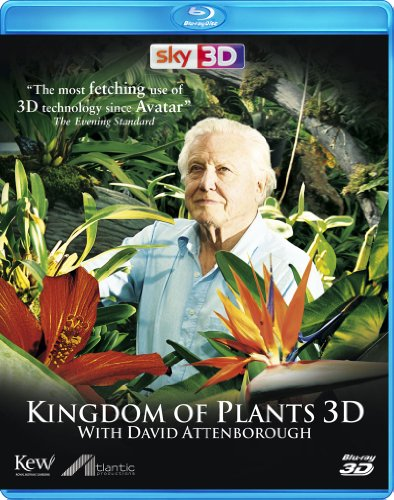 Kingdom of Plants 3D ( Kew 3D ) (3D) [ Blu-Ray, Reg.A/B/C Import - United Kingdom ]