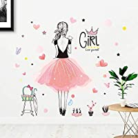 iwallsticker Cartoon Kids Wall Stickers Wall Decals Peel and Stick Removable Wall Stickers for Kids Nursery Bedroom Living Room