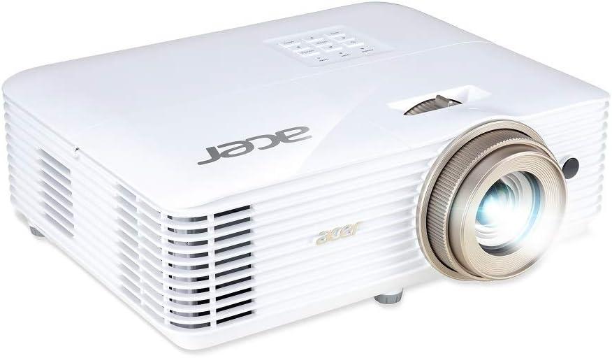 Acer V6520 Video - Proyector (2200 lúmenes ANSI, DLP, 1080p ...