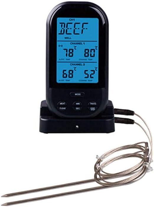 Amazon.com: MeiLiio - Termómetro digital de cocina con ...