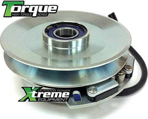 - Xtreme Outdoor Power Equipment X0138 Replaces Exmark Electric PTO Clutch 109-7035 - Free Upgraded Bearings !