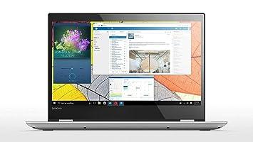 7bb9e5b61 Lenovo Yoga 81C800A-UAX 2-in-1 Laptop, Intel Core i5-8250U, 14 Inch ...