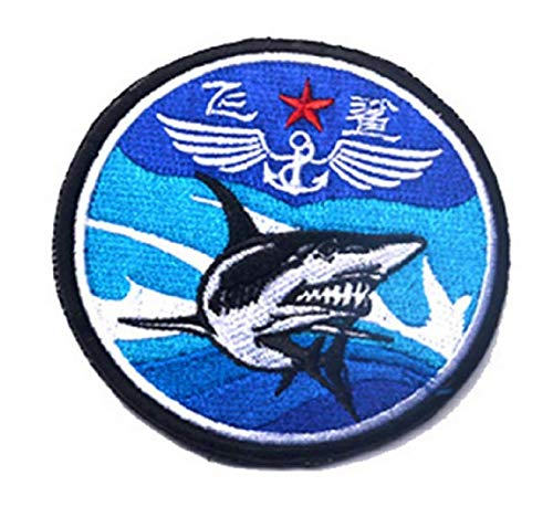 Chinese Aircraft Carrier Liaoning F 15 Military Patch for sale  Delivered anywhere in USA
