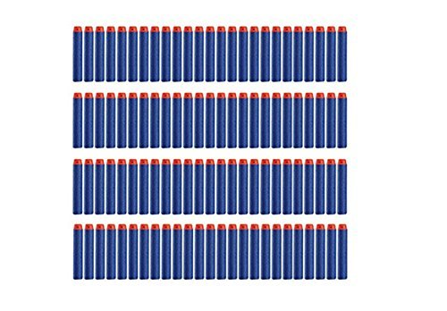 Soft Darts for Nerf N-Strike Elite Dart , 200pcs 7.2cm Refill Darts for Nerf N-strike Elite Series Blasters Toy gun