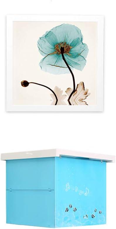Underwear ZQXXX Bathroom Mural Storage Box Shelf Foldable Punch-Free Wall-Mounted Bathroom Storage Storage bin Suitable for Clothes Life Small Items