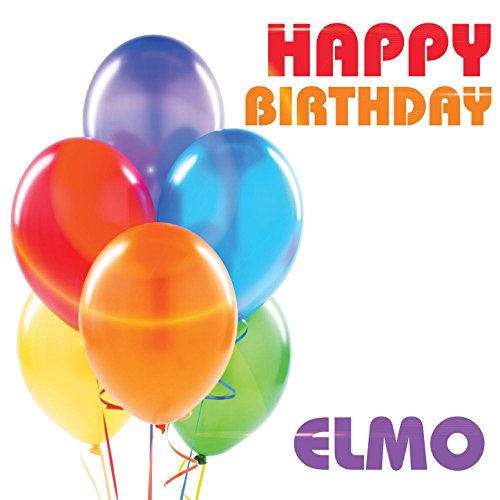 Happy Birthday Elmo]()