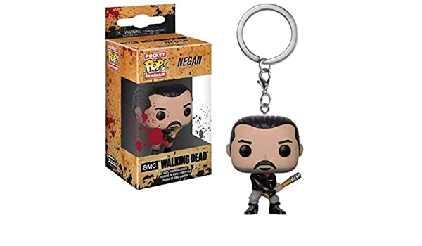 Llavero Funko Pocket Keychain The Walking Dead de Vinilo ...