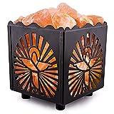 Airblasters Natural Himalayan Salt Lamp Style #5