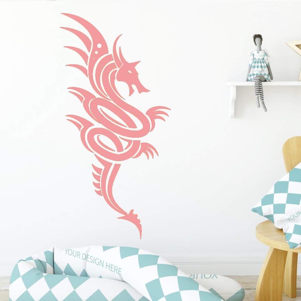 AiyoAiyo Flying Dragon Etiqueta de La Pared Pegatinas de Pared ...