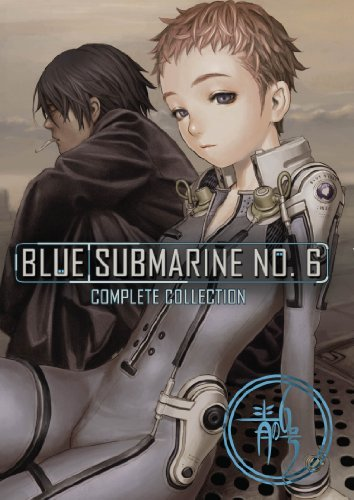Blue Submarine No 6 Complete Collection [DVD] [Region 1] [US Import] [NTSC]