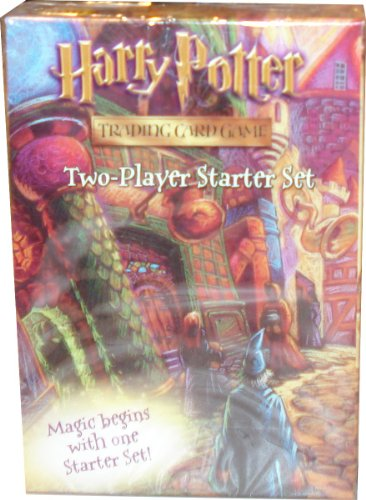 Harry Potter Trading Card Game Two-Player Starter Set