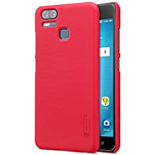 Kepuch Frost Asus Zenfone 3 Zoom ZE553KL Case - Super Frosted Shield Shell PC Hard Case Cover With Screen Protector For Asus Zenfone 3 Zoom ZE553KL - Rose