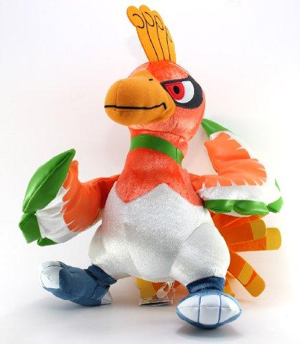 "Banpresto Official Diamond and Pearl Banpresto Pokemon Plush Toy - 14"" - Shiny DX Ho-Oh"