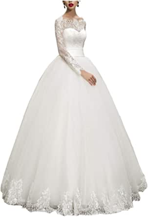 WeddingDazzle Wedding Dresses Ball Gown Sweetheart Lace-up Wedding Bridal for Women's