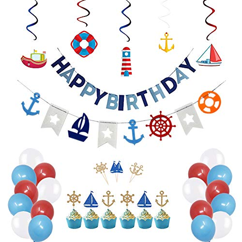 Which are the best nautical party decorations for adults available in 2020?