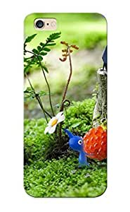 Appearance Snap-on Designed Case Cover For Apple Iphone 4/4S Pikmin tMI9PdYtyhA