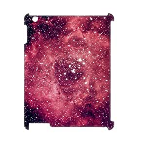 YCHZH Phone case Of Colorful Space Nebula2 Cover Case For IPad 2,3,4
