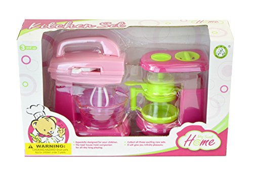 kids coffee pot and mixer - 2