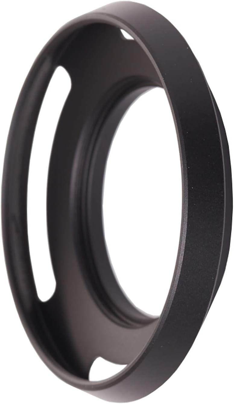 CELLONIC/® Weitwinkel Gegenlichtblende /Ø 43mm kompatibel mit Voigtlaender Nokton//Ultron Objektiv Zubeh/ör Sonnenblende Kamera Streulichtblende