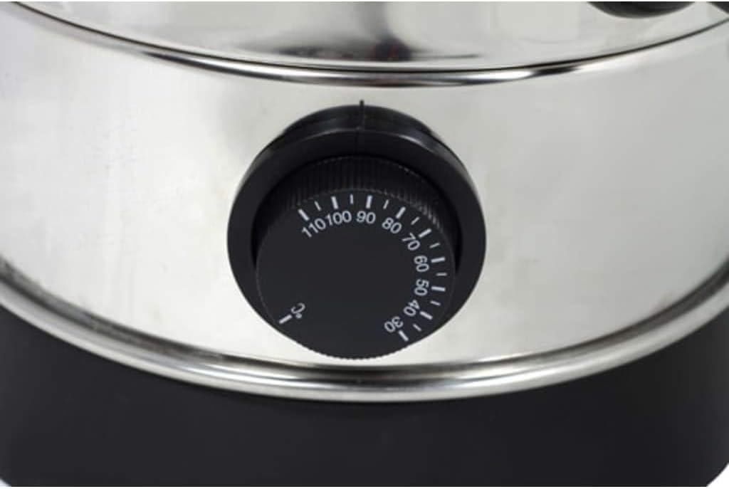 50022 Contenitore termico elettrico scalda bevande da 6,8 lt.