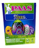 Happy Paas Egg Decorating Kit Easter Basket Kids Toddlers Gift Children Pre Made Girls Boys Eggs Dying Coloring Cups Color Neon
