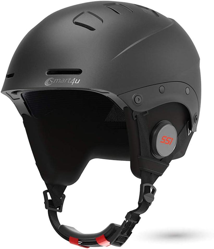 Casco Smart4u Livall Ss1 Talla L ( 57-61cm ) Negro