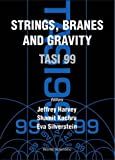 img - for Strings, Branes and Gravity book / textbook / text book
