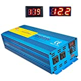 IpowerBingo Car Boat 2000W/4000W(Peak) Pure Sine Wave Power...