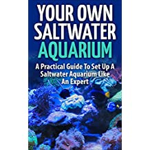 Saltwater Aquarium: Your Own Saltwater Aquarium - A Practical Step By Step Guide To Set Up And Maintain A Saltwater Aquarium Like An Expert (Aquarium Guide, Aquarium Set Up, Saltwater Fish)
